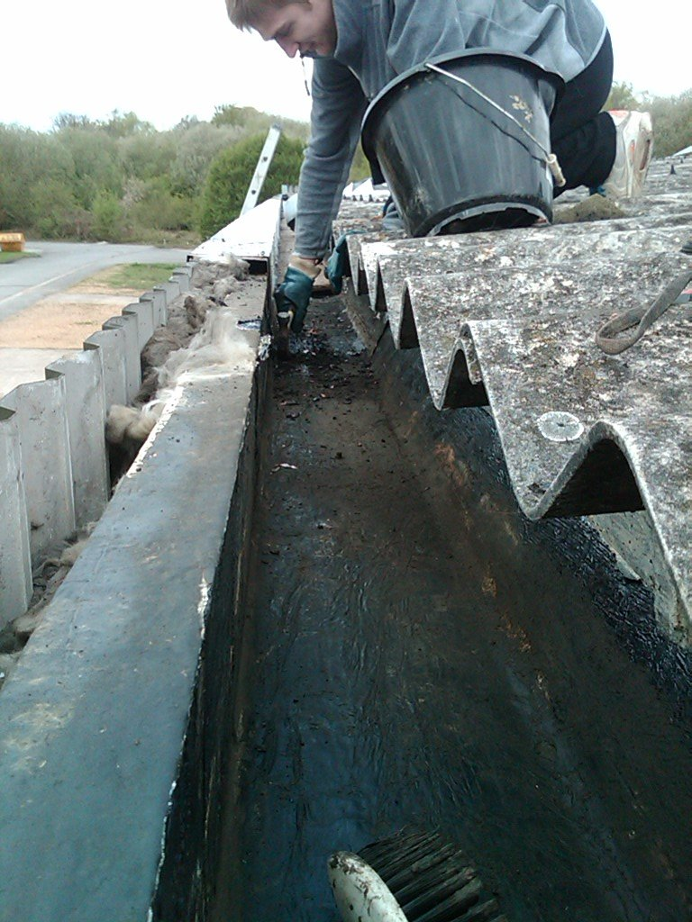 Gutter Re Lining Roof Repair Cambridge