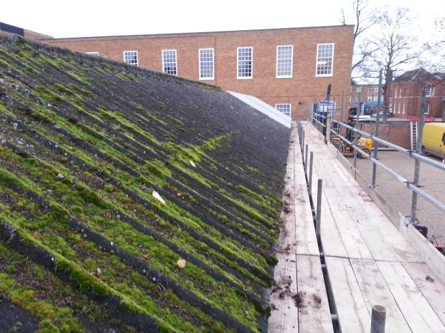 Asbestos Cement Removal Amp Disposal Roof Repair Cambridge
